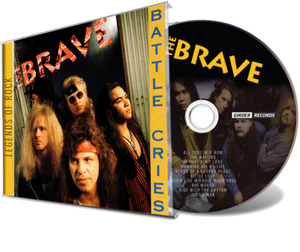 Image of BRAVE THE: Battle Cries (remastered) CD