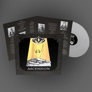 Image of GROMS: Ascension LP (grey vinyl)
