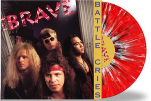 Bilde av BRAVE THE: Battle Cries (LP/splatter vinyl)
