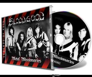 Bilde av BLOODGOOD: Metal Missionaries CD