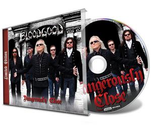 Image of BLOODGOOD: Dangerously Close CD
