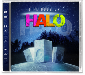 Image of HALO: Life Goes On CD