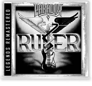 Image of PARADOX: Ruler (Legends Remastered) CD