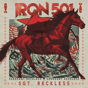 Image of IRON 501: Sgt. Reckless CD