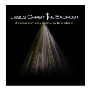 Image of NEAL MORSE: Jesus Christ The Exorcist (2xCD)