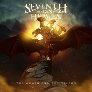 Bilde av SEVENTH SIGN FROM HEAVEN: The Woman And The Dragon CD
