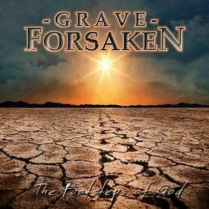Image of GRAVE FORSAKEN: The Footsteps Of God CD