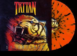 Bilde av TRYTAN: Sylentiger (LP/Splatter vinyl)