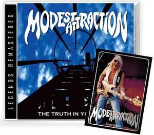 Bilde av MODEST ATTRACTION: The Truth In Your Face CD *PRE-ORDER*