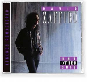 Image of ZAFFIRO, DAVID: The Other Side CD (Legends remastered)