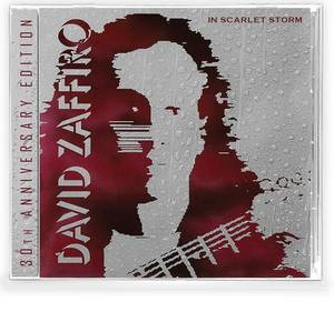 Image of ZAFFIRO, DAVID: In Scarlet Storm CD (Legends remastered)