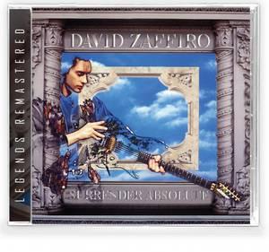 Image of ZAFFIRO, DAVID: Surrender Absolute CD (Legends remastered)