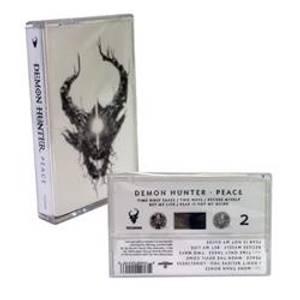 Image of DEMON HUNTER: Peace (cassette)