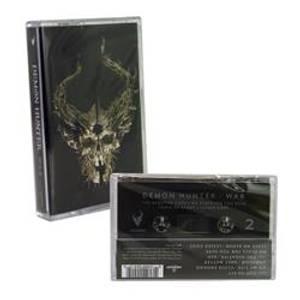 Bilde av DEMON HUNTER: War (cassette)