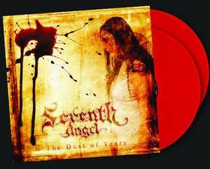 Image of SEVENTH ANGEL: The Dust Of Years (2xLP - red vinyl)