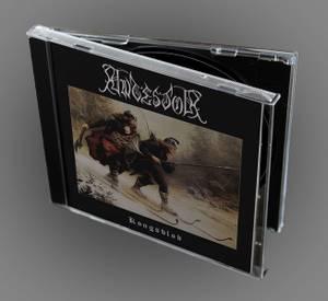 Bilde av ANTESTOR: Kongsblod CD