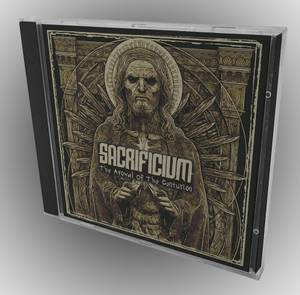 Image of SACRIFICIUM: The Avowal Of The Centurion CD