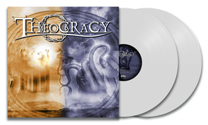 Bilde av THEOCRACY: Theocracy 2xLP/White vinyl **PRE-ORDER!**