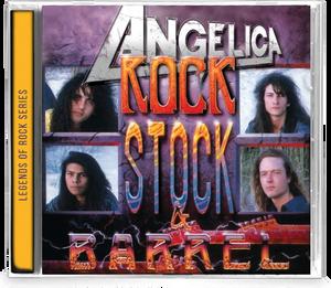 Bilde av ANGELICA: Rock, Stock & Barrel (Legends of Rock series)