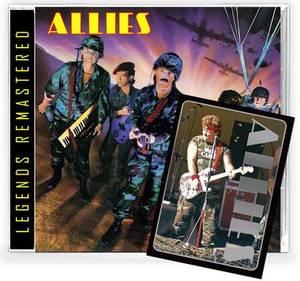 Bilde av ALLIES: Allies (re-release) CD