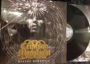 Image of CRIMSON MOONLIGHT: Divine Darkness (LP)
