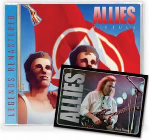 Bilde av ALLIES: Virtues (re-mastered) CD