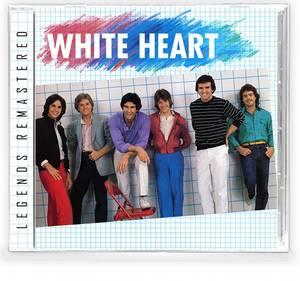 Image of WHITE HEART: White Heart (re-mastered) CD *PRE-ORDER*
