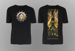Image of PANTOKRATOR: Marching Out Of Babylon (t-shirt)
