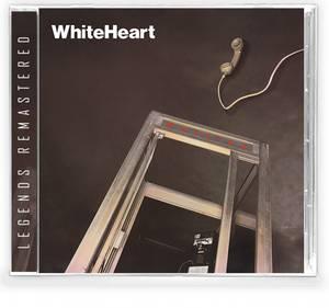 Image of WHITE HEART: Hotline (re-mastered) CD *PRE-ORDER!