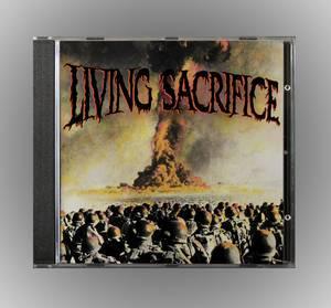Image of LIVING SACRIFICE: Living Sacrifice CD (30th anniversary)