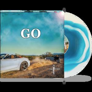 Image of SCHLITT JOHN: GO LP/Colored vinyl LIMITED
