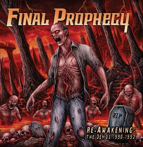 Bilde av FINAL PROPHECY: Re-Awakening The Demos 1990-1992 (LP)