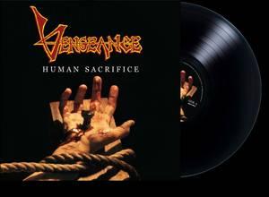 Bilde av VENGEANCE RISING: Human Sacrifice LP (black vinyl)