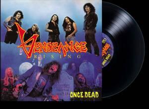 Bilde av VENGEANCE RISING: Once Dead LP (black vinyl)