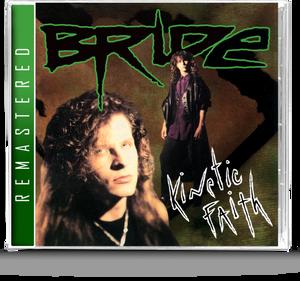 Bilde av BRIDE: Kinetic Faith (remastered) CD