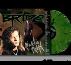 BRIDE: Kinetic Faith LP/green swirl vinyl