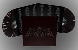 Image of FROSTHARDR: Frosthardr 2LP (lmt splatter vinyl)