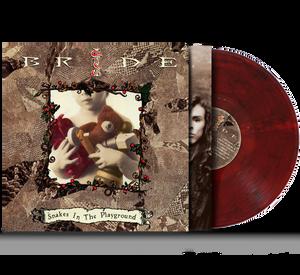 Bilde av BRIDE: Snakes In The Playground LP/red swirl vinyl