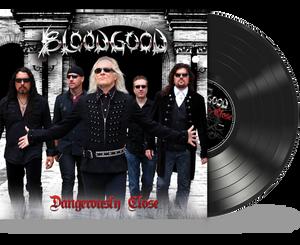 Bilde av BLOODGOOD: Dangerously Close LP/Black vinyl