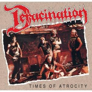Bilde av DERACINATION: Times Of Atrocity + Demos 2xCD