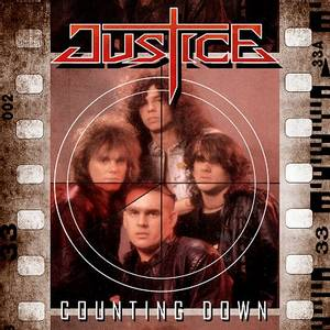 Image of JUSTICE: Counting Down (re-issue)