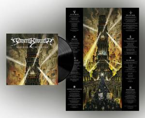 Image of PANTOKRATOR: Marching Out Of Babylon LP w/poster