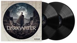 Bilde av DARKWATER: Human (2xLP black vinyl)