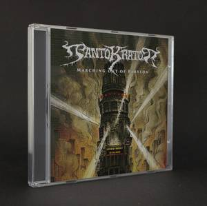 Image of PANTOKRATOR: Marching Out Of Babylon CD