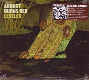Image of AUGUST BURNS RED: Leveler (special edition)