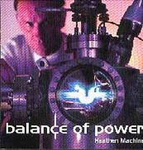 Bilde av BALANCE OF POWER: Heathen Machine