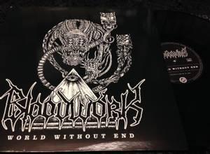 Bilde av BLOODWORK: World Without End (LP)