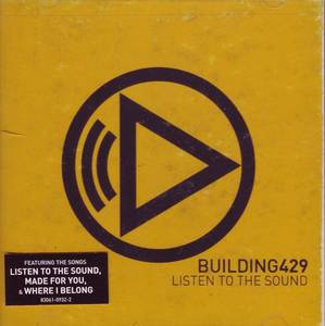 Bilde av BUILDING429: Listen To The Sound