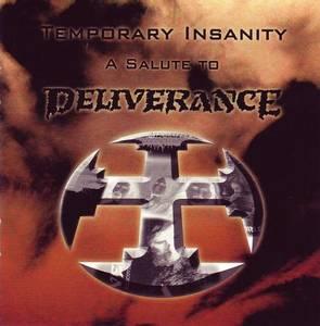 Bilde av DELIVERANCE: Temporary Insanity - A Salute To