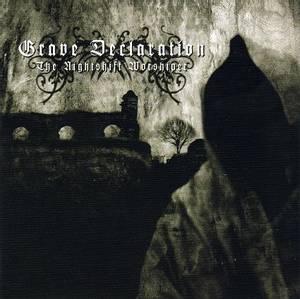 Bilde av GRAVE DECLARATION: The Nightshift Worshiper